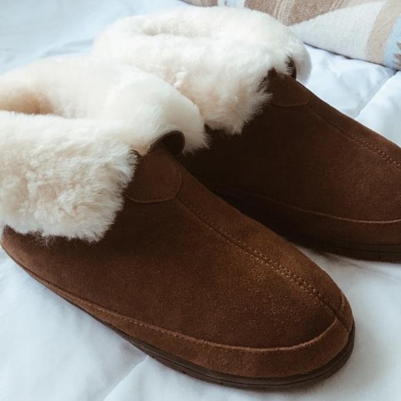 b0eb5af8199 New fuzzy slippers
